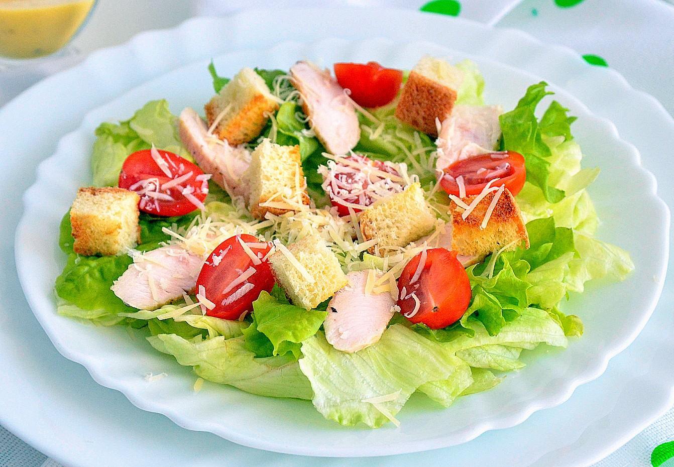 классический соус к салату цезарь рецепт с фото